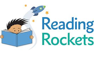 Reading Rockets logo